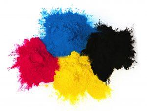 Farben, CMYK